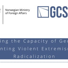Updates on ongoing projects - Enhancing the Capacity of Georgia in Preventing Violent Extremism and Radicalisation