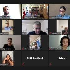 Workshop about Digital Diplomacy was held