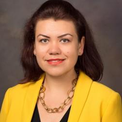 Elena Pokalova