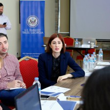Updates on ongoing projects - Government of Georgia Strategic Communications Program