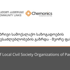 Capacity Building of Local Civil Society Organisations of Pankisi – Phase 2