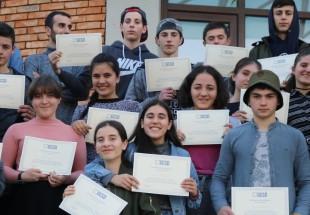 GCSD-ის ბანაკი ახმეტის მუნიციპალიტეტის ახალგაზრდებისთვის